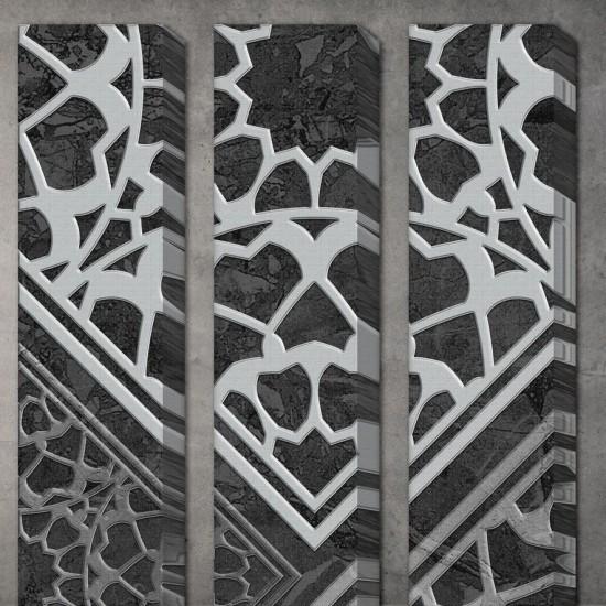 ديكور جداري ثلاثي  WF 009