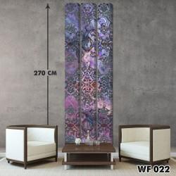 ديكور جداري ثلاثي  WF 022
