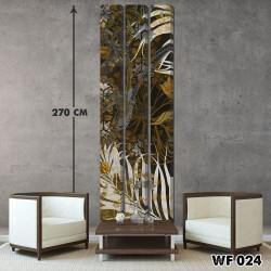 ديكور جداري ثلاثي  WF 024