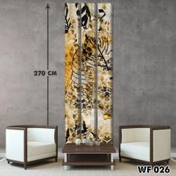 ديكور جداري ثلاثي  WF 026