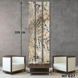 ديكور جداري ثلاثي  WF 027