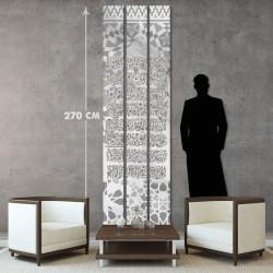 ديكور جداري ثلاثي  WF 038