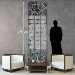 ديكور جداري ثلاثي  WF 039