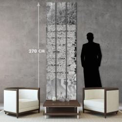ديكور جداري ثلاثي  WF 041