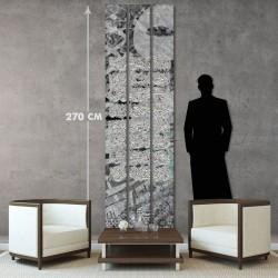 ديكور جداري ثلاثي  WF 043