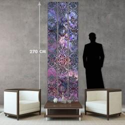 ديكور جداري ثلاثي  WF 052