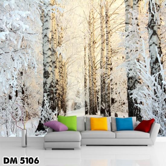 ورق حائط طباعة رقم الموديل DM 5106